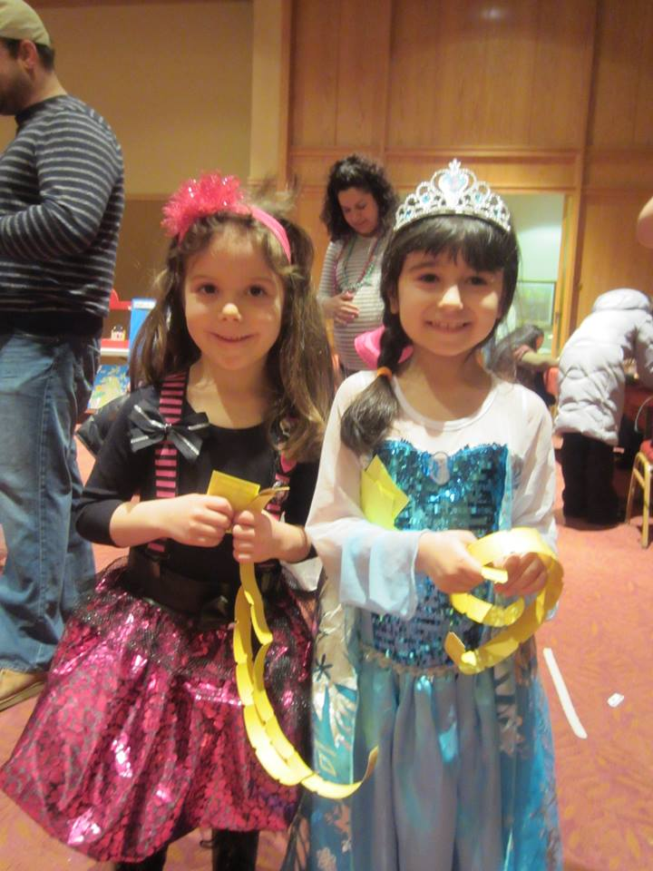 JPlace Purim March 9th