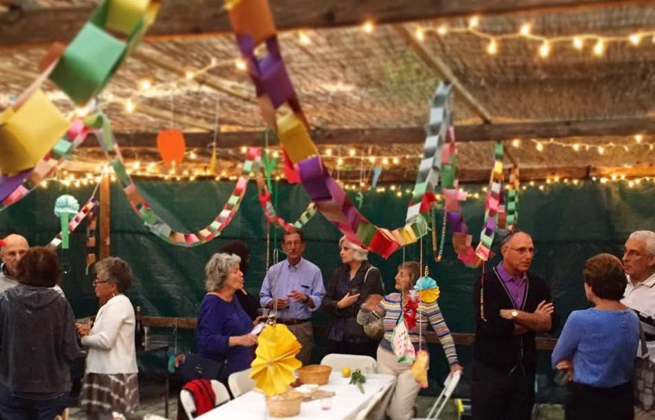 Celebrate Sukkot Oct. 13th