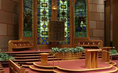 Shabbat Services (Social Distancing)