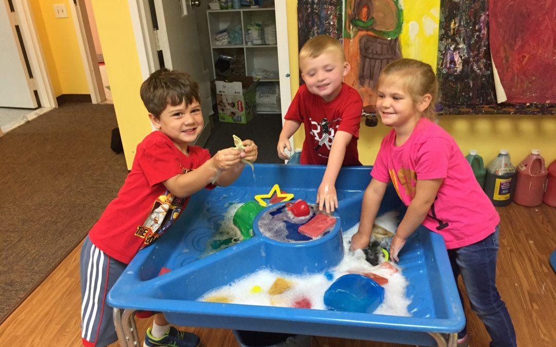 Beth Israel Nursery School Open House Aug. 1st