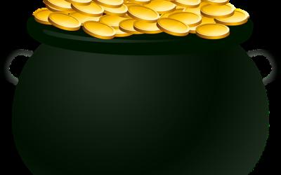 Pot of Gold Tickets