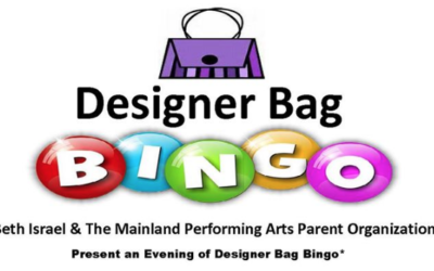 Designer Bag Bingo Feb. 26th